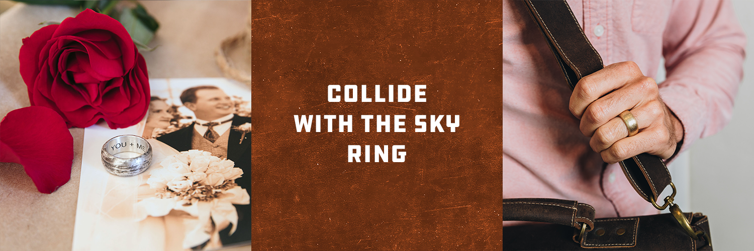 Collide with the sky Ring