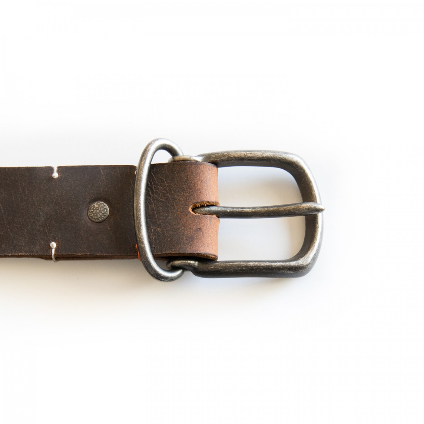 Tried + True Belt [Brown]
