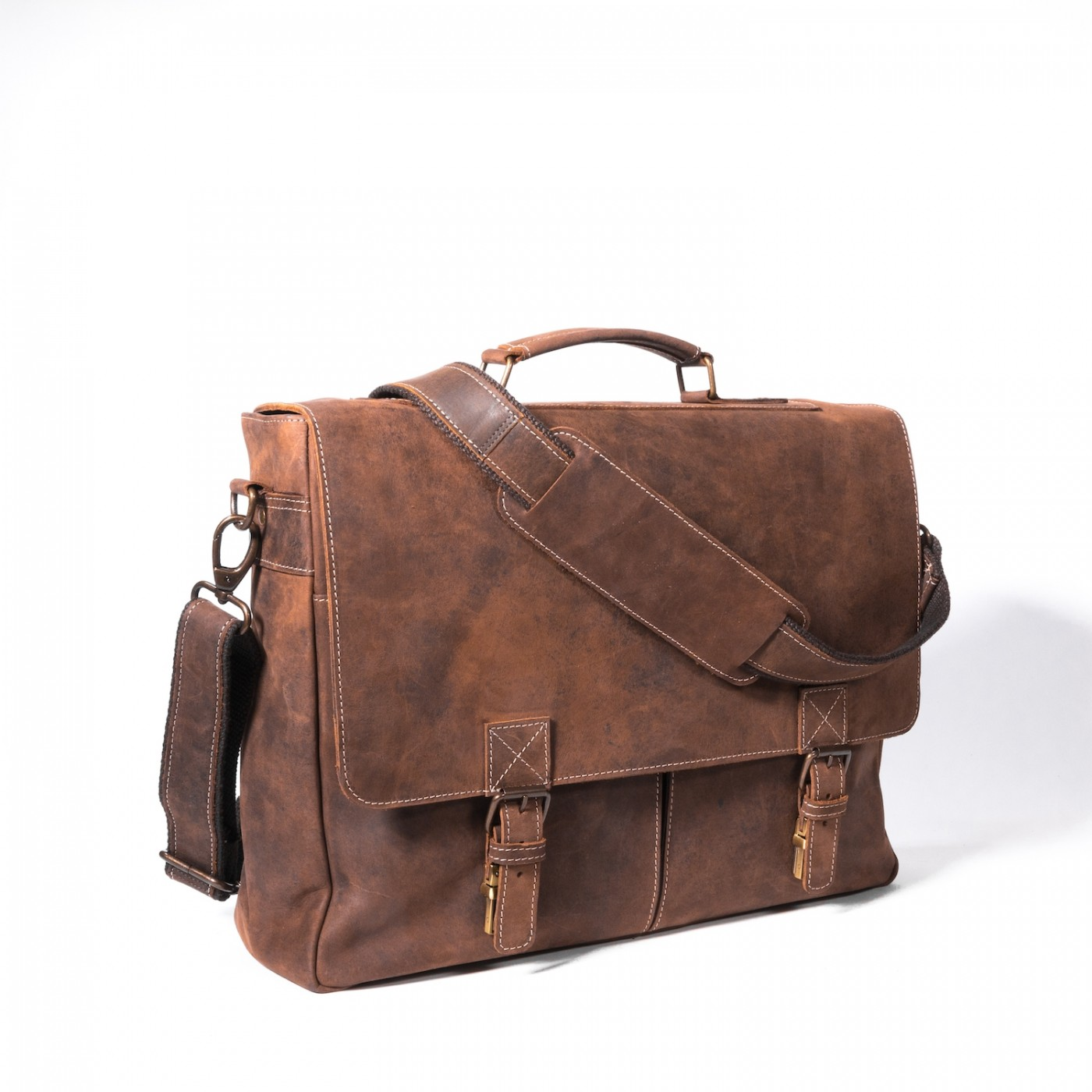 Journey Messenger Brief [Brown]