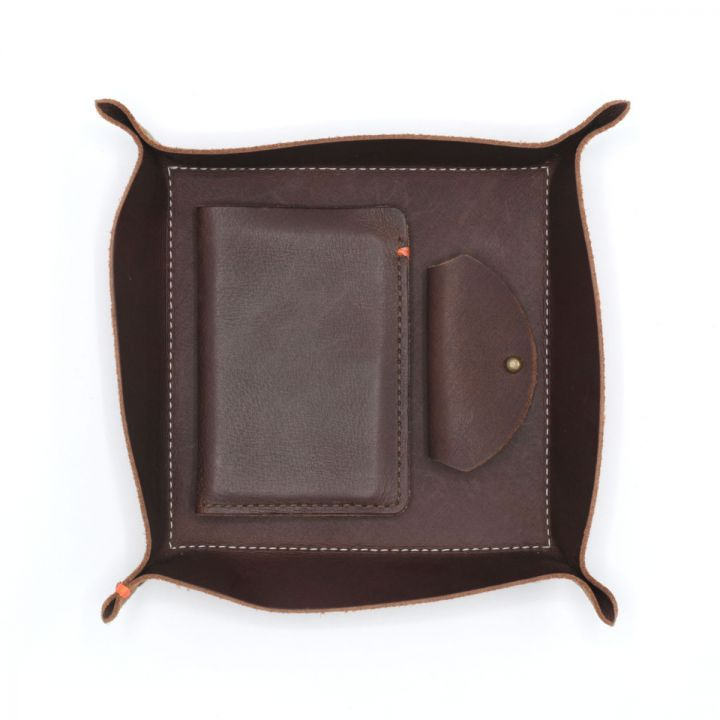 Leather Gift Pack [Brown]