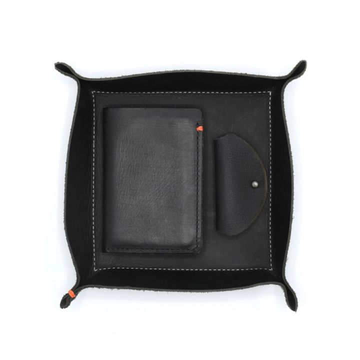 Leather Gift Pack [Black]