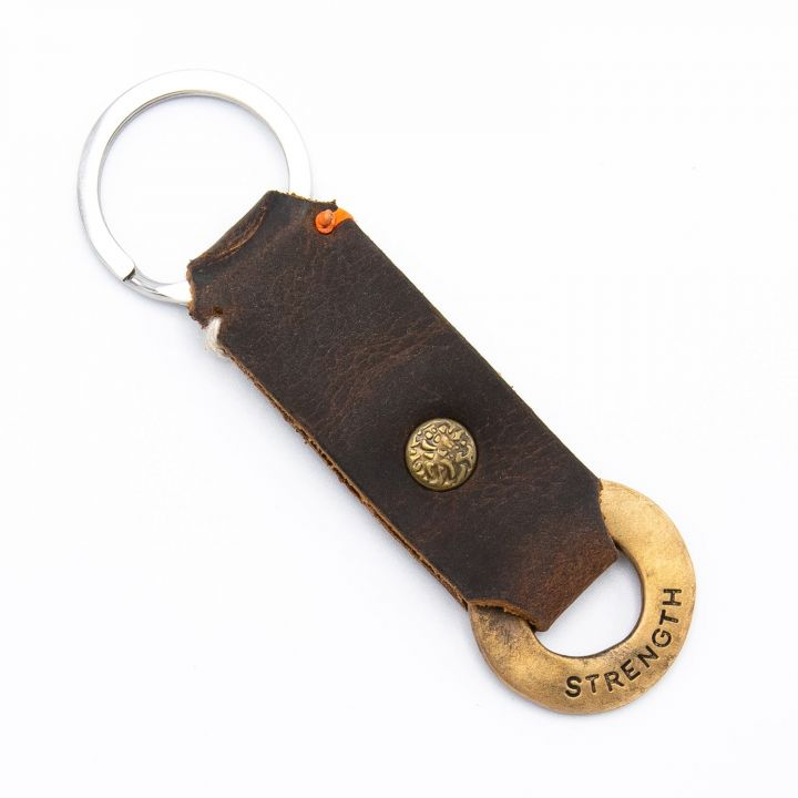 Totality [Strength] Key Ring
