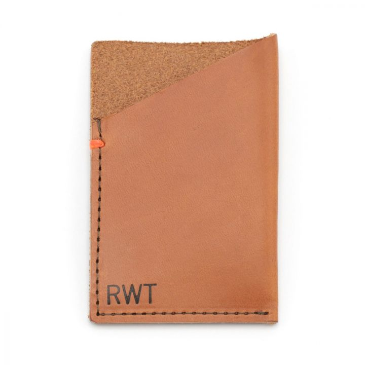 Travel Light Card Holder [Tan]