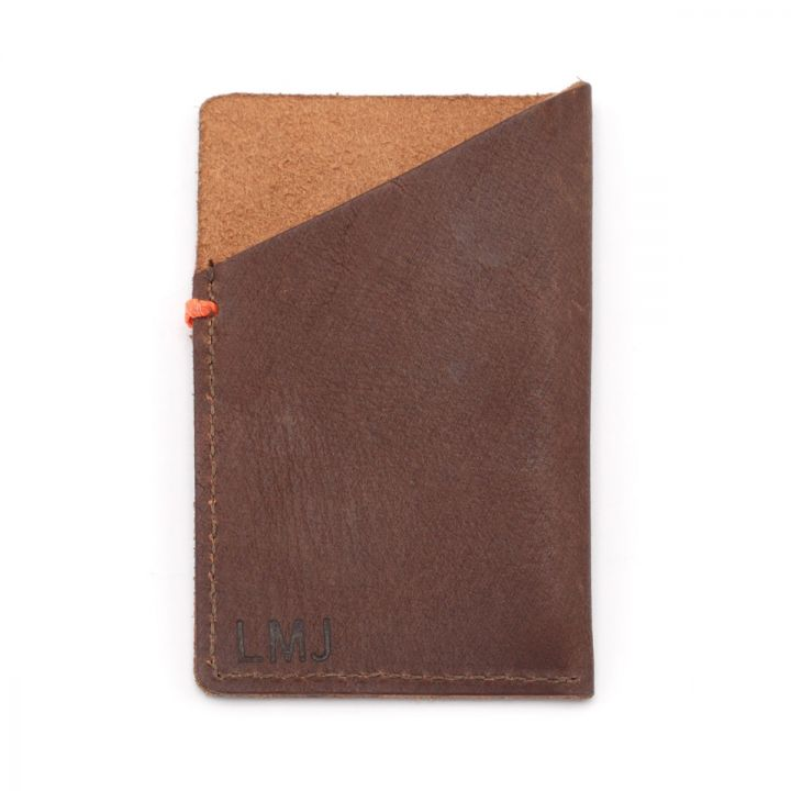 Travel Light Card Holder [Brown]