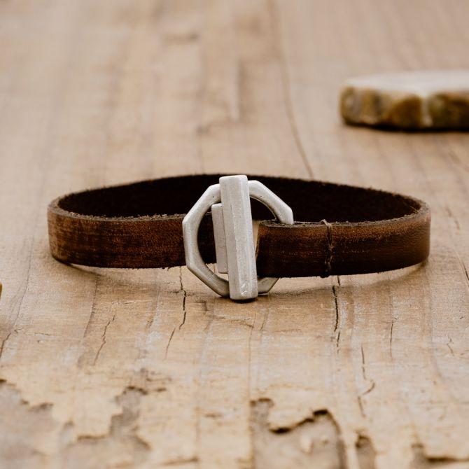 Life Forever Bracelet [Brown]