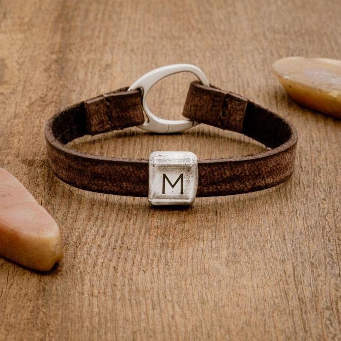 Advance Bracelet [Brown]