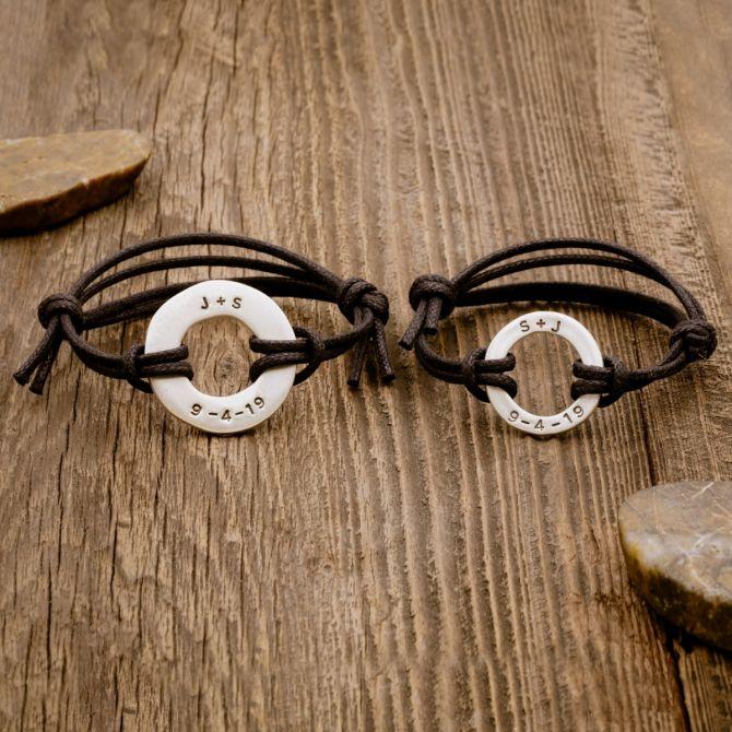 Lasting Bond Bracelet Set [Sterling Silver]