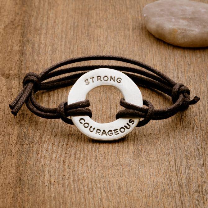 Lasting Bond Bracelet Large [Sterling Silver]