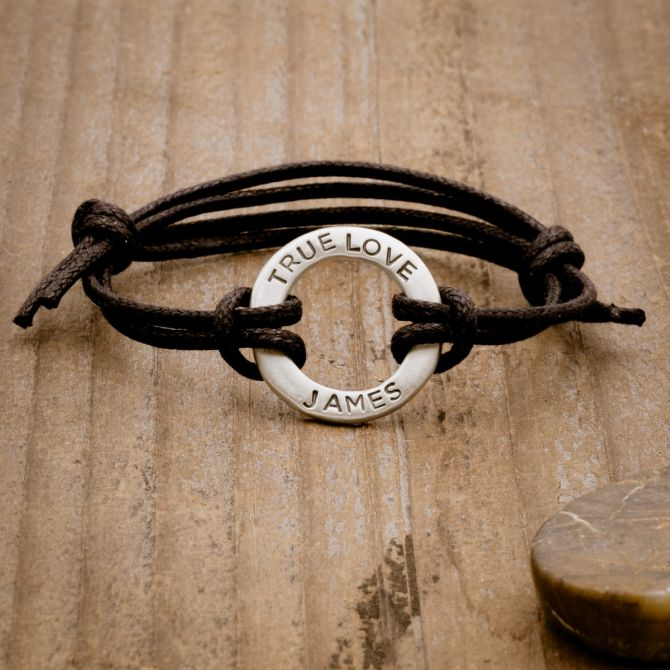 Lasting Bond Bracelet Small [Sterling Silver]