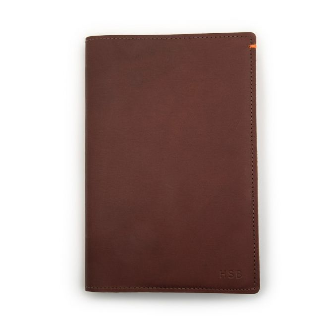 Discover Leather Journal Cover [Brown]