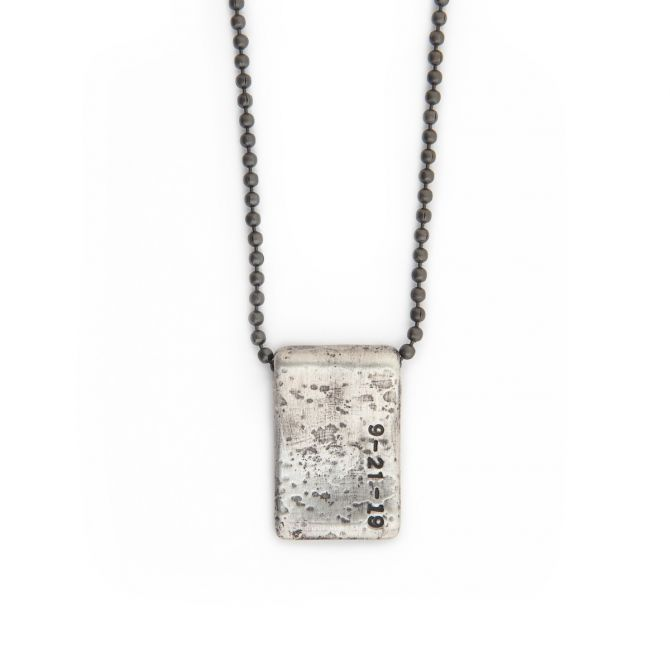 Encompass Necklace [Sterling Silver]
