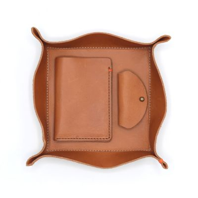 Leather Gift Pack [Tan]