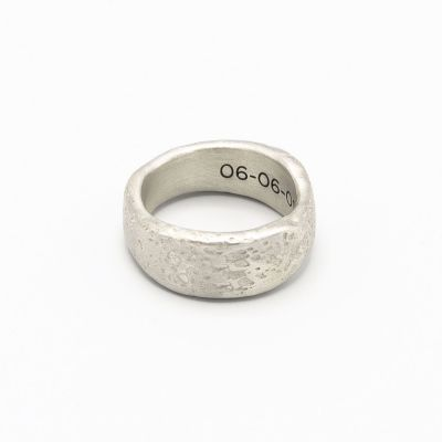 Withstand Ring [Sterling Silver]