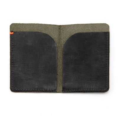 Side by Side Card Holder [Black]