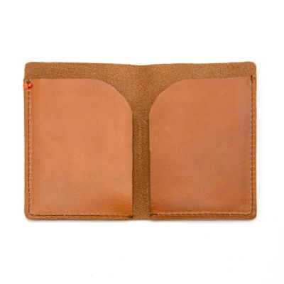 Side by Side Minimalist Wallet [Tan]