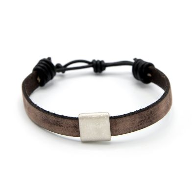 Equitable Bracelet [Brown]