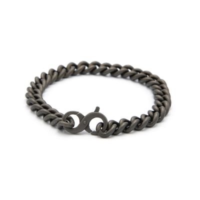 Always Unified Bracelet [Black Sterling]