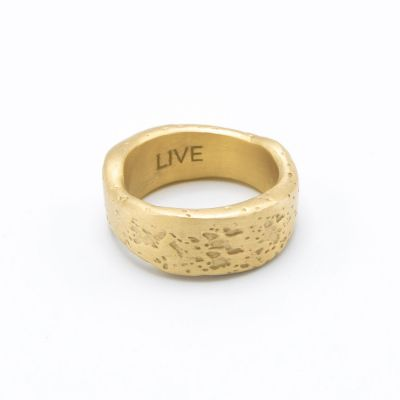Withstand Ring [10k Gold]