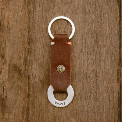 Totality [Brave] Key Ring