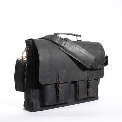 Traveler Messenger Brief [Black]