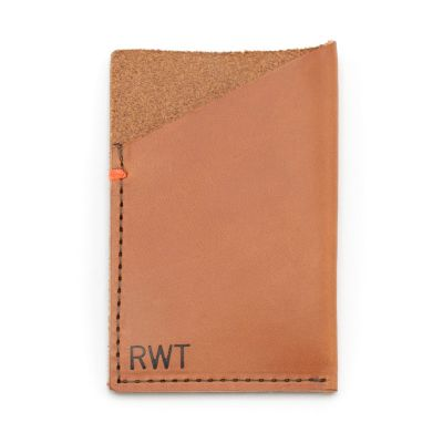 Travel Light Minimalist Wallet [Tan]