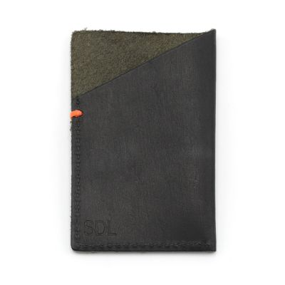Travel Light Minimalist Wallet [Black]