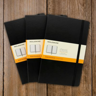 Moleskine Journal Refill [3-pack]