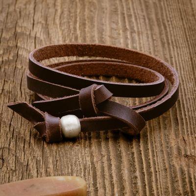 Revolution Wrap Bracelet [Sterling Silver]