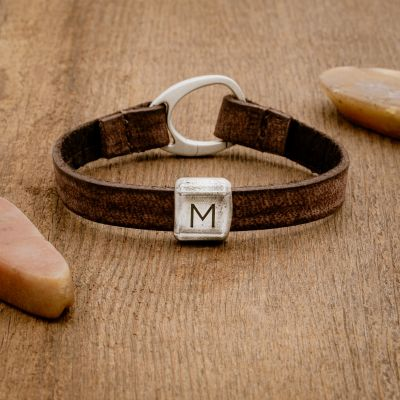 Advance Bracelet [Brown]