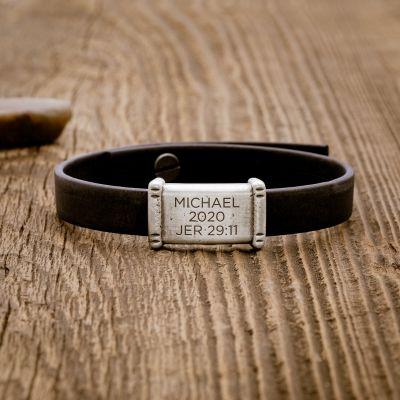 Resolute Bracelet [Sterling Silver]