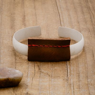 Determination Cuff [Brown]
