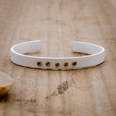 Resiliency Cuff [Sterling Silver]