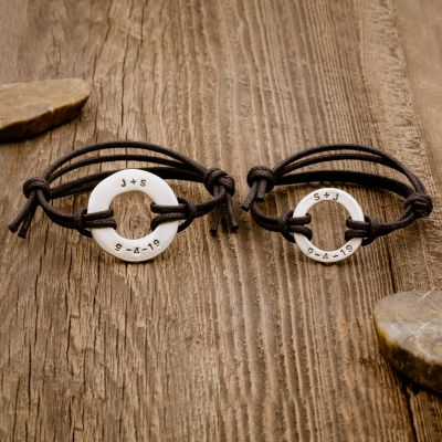 Lasting Bond Bracelet Set [Sterling Silver]