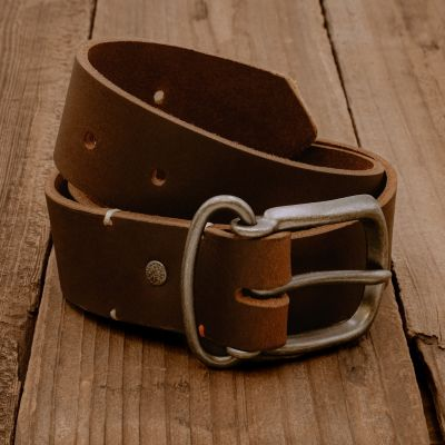 Tried + True Belt [Brown]