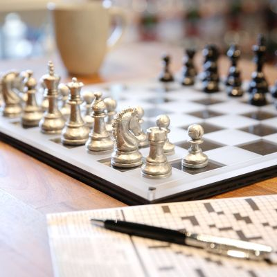 End Game Chess Set
