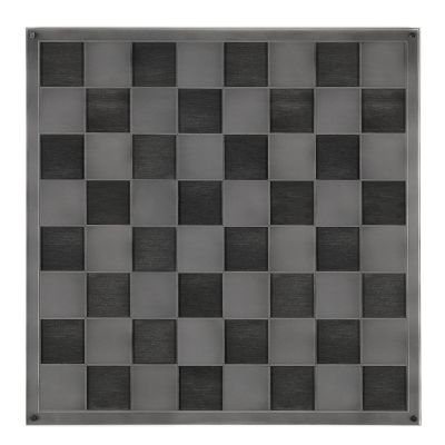 End Game Chess and Checker Board