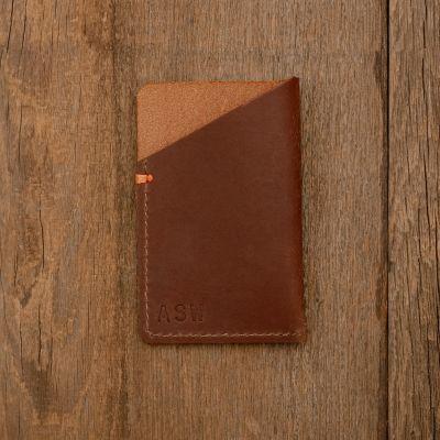 Travel Light Minimalist Wallet [Brown]