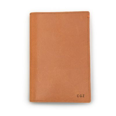 Discover Leather Journal Cover [Tan]