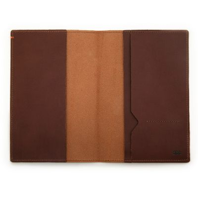 Discover Journal Cover [Brown]