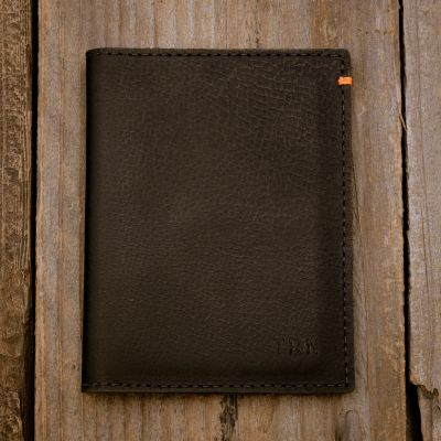 Pilgrim Passport Cover [Black]