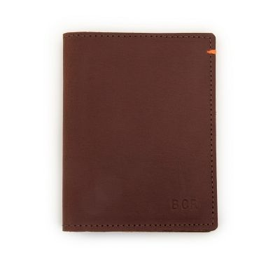 Pilgrim Passport Cover [Brown]