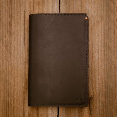 Discover Leather Journal Cover [Black]