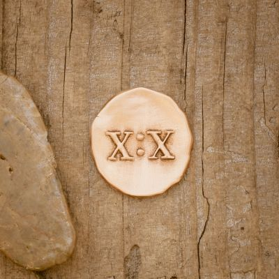 John 10:10 Pocket Token [Bronze]