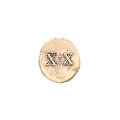 John 10:10 Pocket Token [Bronze]
