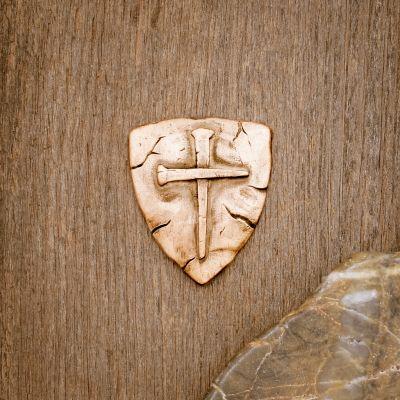 Iron on Iron Pocket Coin [Bronze]