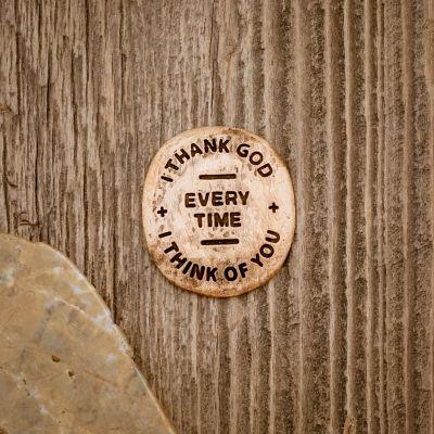 Grateful Pocket Coin [Bronze]