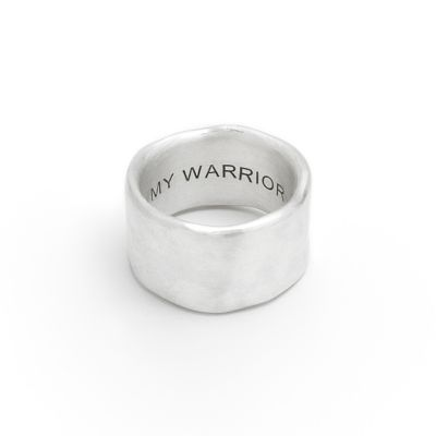 Valor Wide Ring [Sterling Silver]