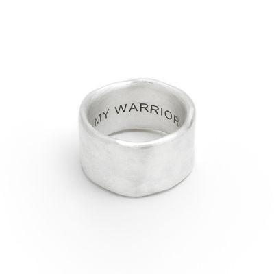 Valor Wide Ring [Sterling Silver]