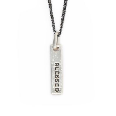 Kairos Necklace [Sterling Silver]