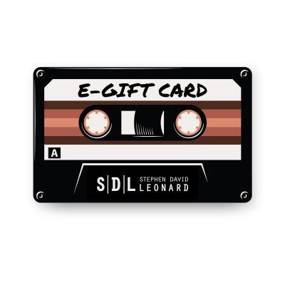 E-Gift Card (Tape)